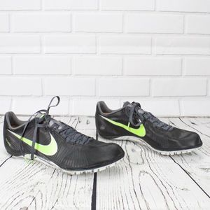 Nike Track Racing Sneakers Flywire Spikes Sz 10.5